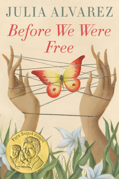 Before We Were Free [Paperback] Cover