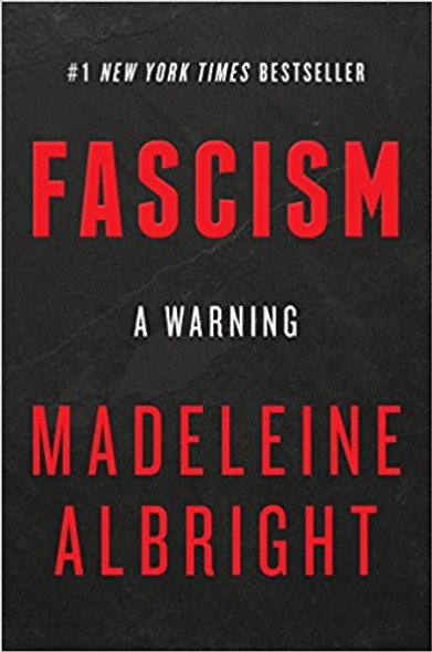 Fascism: A Warning [Hardcover] Cover