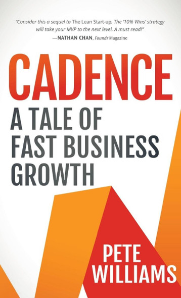 Cadence: A Tale of Fast Business Growth [Paperback] Cover