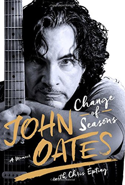 Change of Seasons: A Memoir (Signed Edition) [Hardcover] Cover
