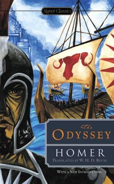 The Odyssey [Mass Market Paperback] Cover