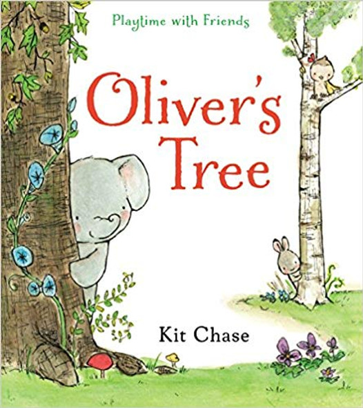Oliver's Tree [Hardcover] Cover