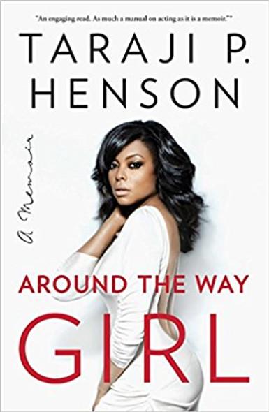 Around the Way Girl: A Memoir [Paperback] Cover
