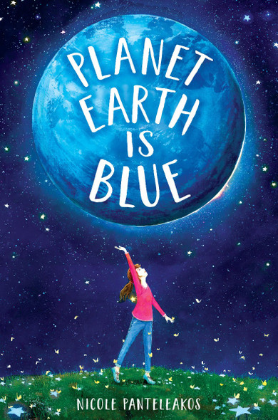 Planet Earth Is Blue [Paperback] Cover