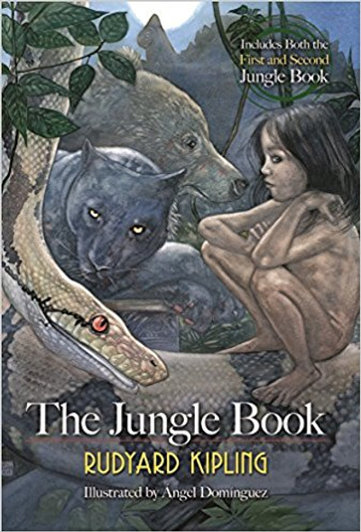 The Jungle Book [Hardcover] Cover