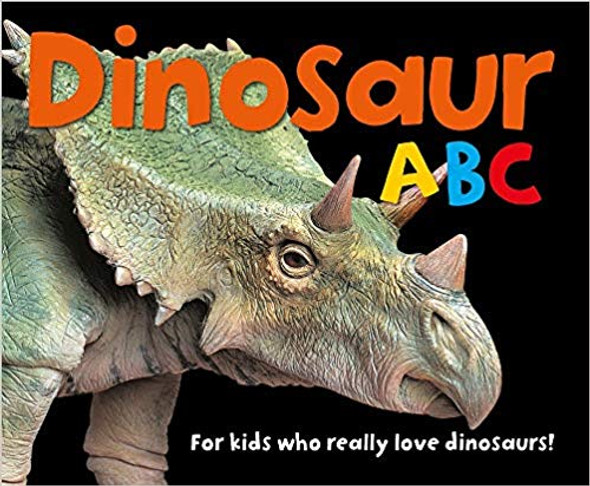 Dinosaur ABC (ABC Books) Cover