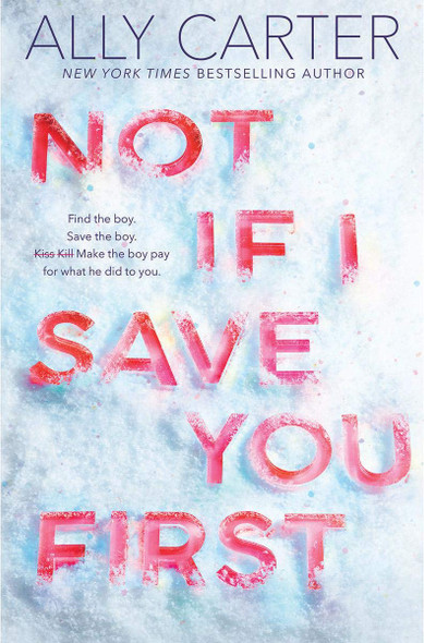 Not If I Save You First [Paperback] Cover
