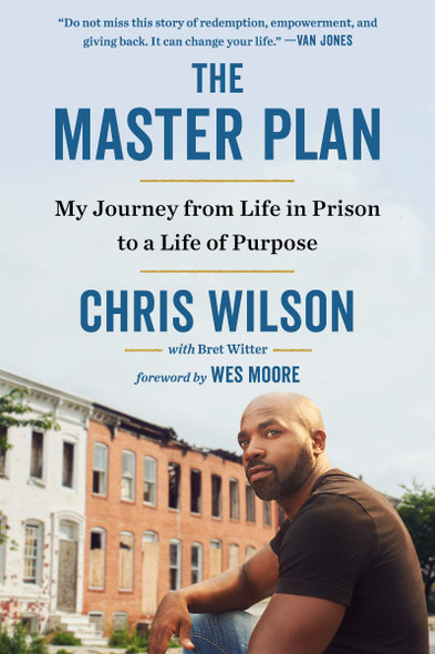 The Master Plan: My Journey from Life in Prison to a Life of Purpose [Paperback] Cover