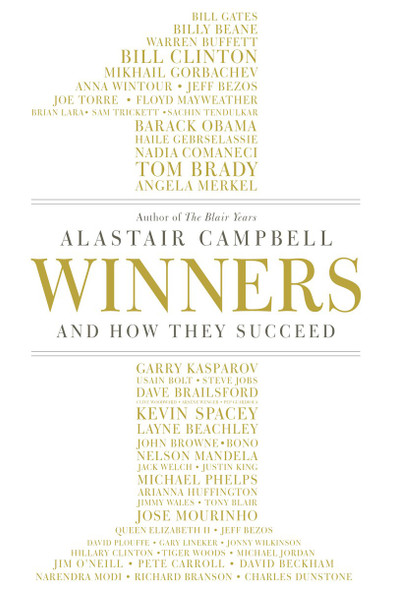 Winners: And How They Succeed [Hardcover] Cover