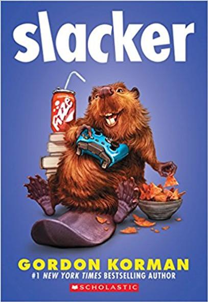 Slacker [Paperback] Cover