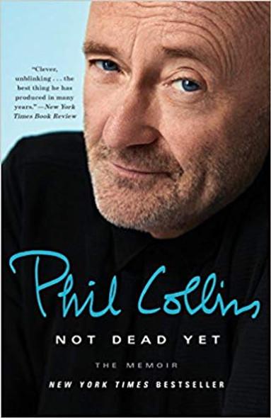 Not Dead Yet: The Memoir [Paperback] Cover