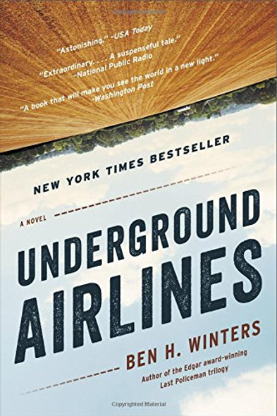 Underground Airlines [Paperback] Cover