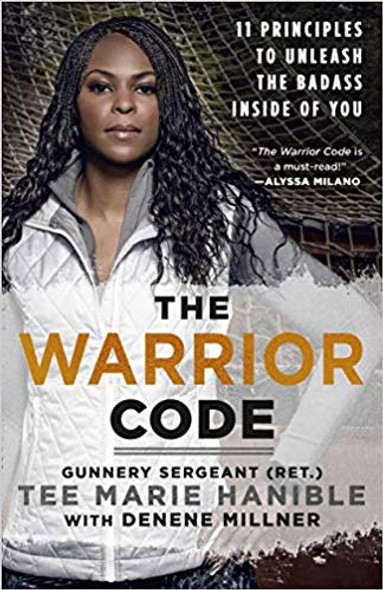 The Warrior Code: 11 Principles to Unleash the Badass Inside of You [Hardcover] Cover