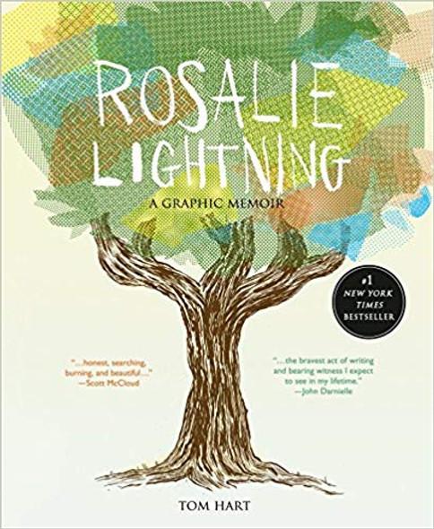 Rosalie Lightning: A Graphic Memoir [Hardcover] Cover