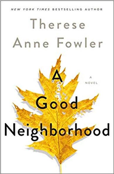 A Good Neighborhood [Hardcover] Cover