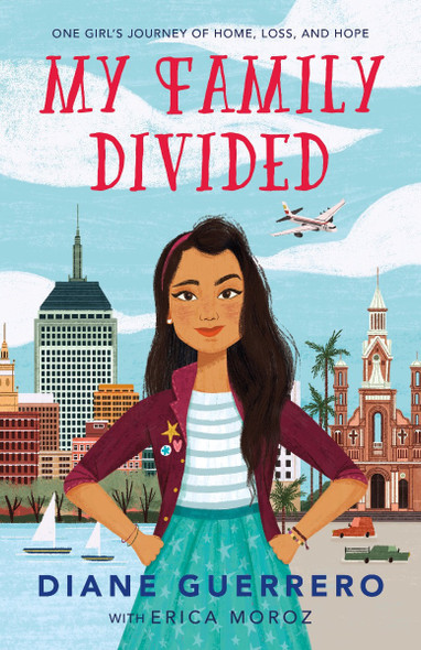 My Family Divided: One Girl's Journey of Home, Loss, and Hope [Paperback] Cover