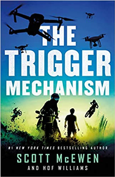 The Trigger Mechanism (Camp Valor #2) [Paperback] Cover