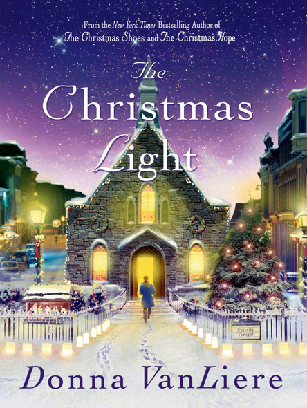 The Christmas Light [Hardcover] Cover