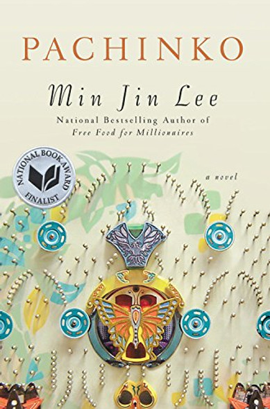 Pachinko (National Book Award Finalist) [Hardcover] Cover