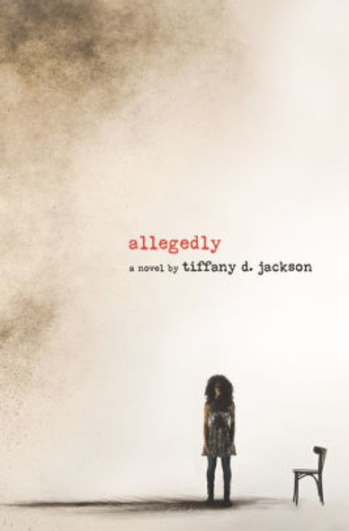 Allegedly [Hardcover] Cover