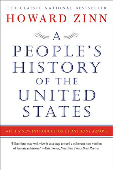 A People's History of the United States [Paperback] Cover