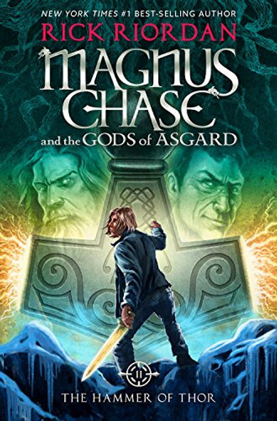 Magnus Chase and the Gods of Asgard, Book 2 the Hammer of Thor [Hardcover] Cover