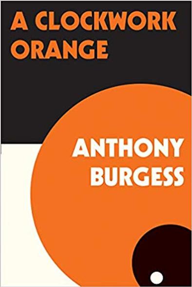 A Clockwork Orange [Paperback] Cover