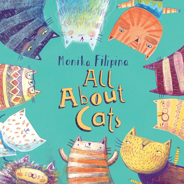 All About Cats (Child's Play Library) [Paperback] Cover