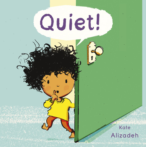 Quiet! (Child's Play Library) [Paperback] Cover