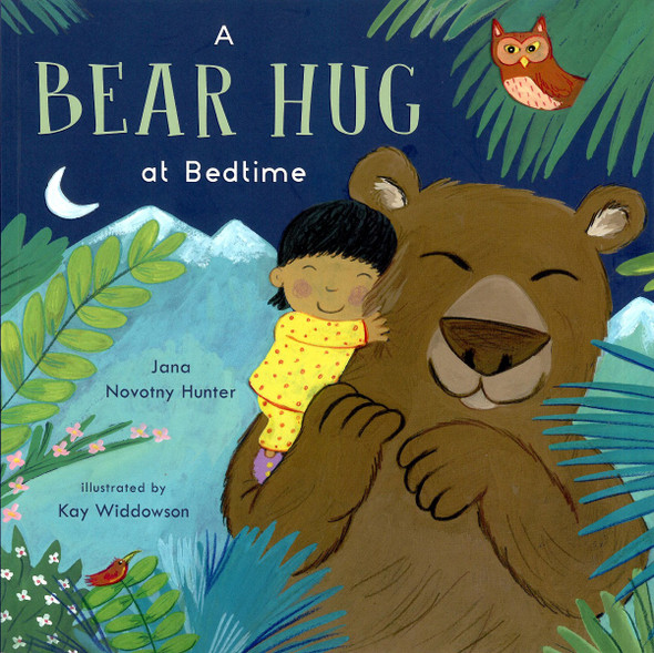 A Bear Hug at Bedtime (Child's Play Library) [Paperback] Cover