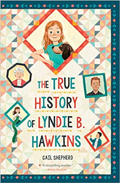The True History of Lyndie B. Hawkins [Hardcover] Cover