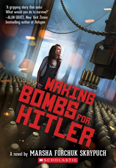 Making Bombs for Hitler [Paperback] Cover