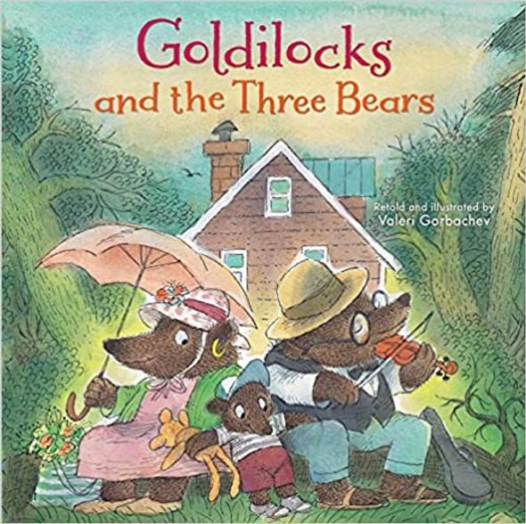 Goldilocks and the Three Bears [Paperback] Cover