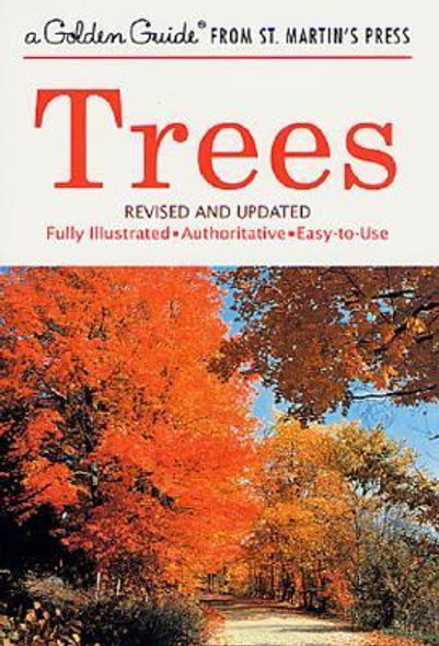 Trees: A Golden Guide from St. Martin's Press [Paperback] Cover