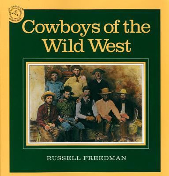 Cowboys of the Wild West Cover
