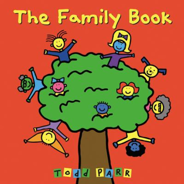 The Family Book [Paperback] Cover