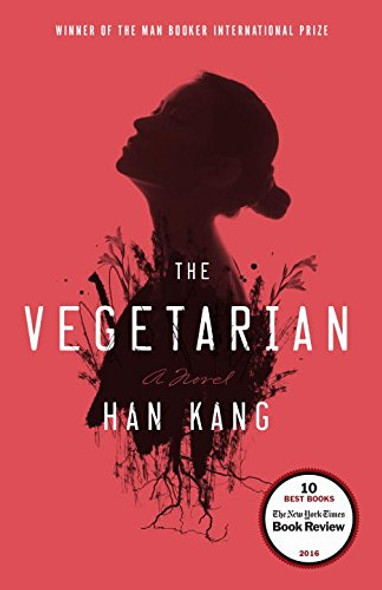 The Vegetarian [Paperback] Cover