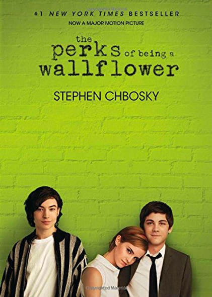 The Perks of Being a Wallflower [Paperback] Cover
