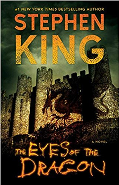 The Eyes of the Dragon [Paperback] Cover