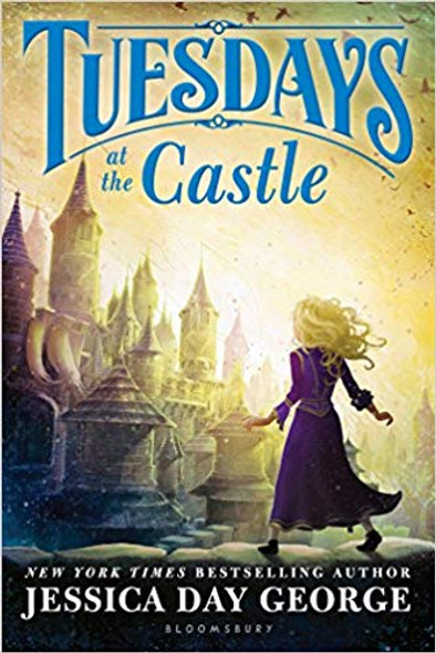 Tuesdays at the Castle [Paperback] Cover