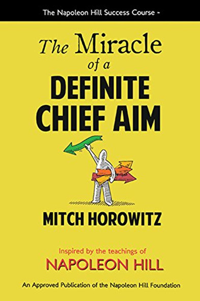 The Miracle of a Definite Chief Aim [Hardcover] Cover