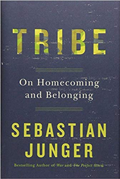 Tribe: On Homecoming and Belonging [Paperback] Cover