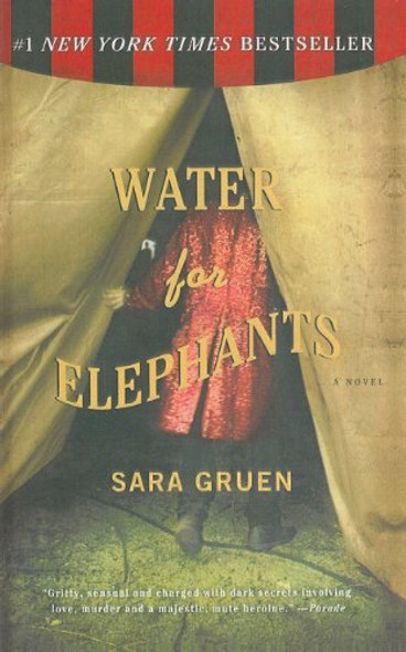 Water for Elephants [library binding] Cover