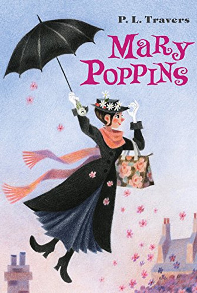 Mary Poppins [Paperback] Cover