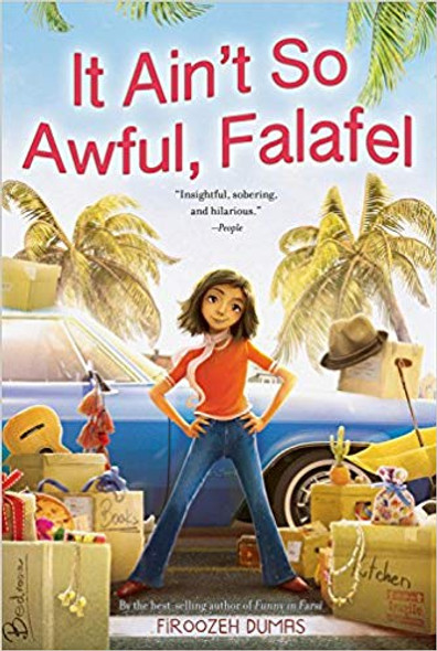 It Ain't So Awful, Falafel [Paperback] Cover