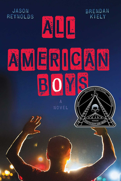 All American Boys [Hardcover] Cover