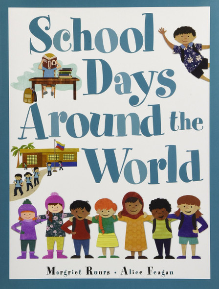 School Days Around the World [Hardcover] Cover
