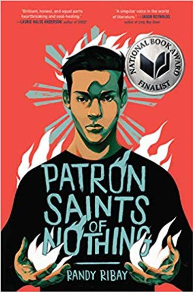 Patron Saints of Nothing [Paperback] Cover
