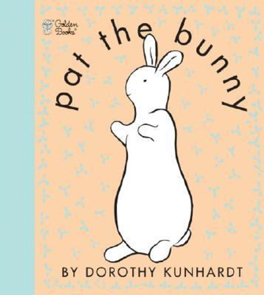 Pat the Bunny [Paperback] Cover