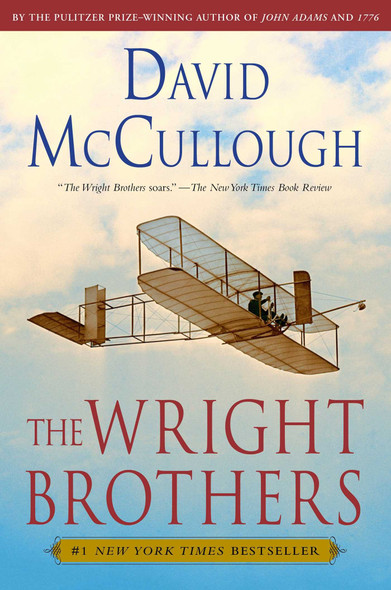 The Wright Brothers [Paperback] Cover
